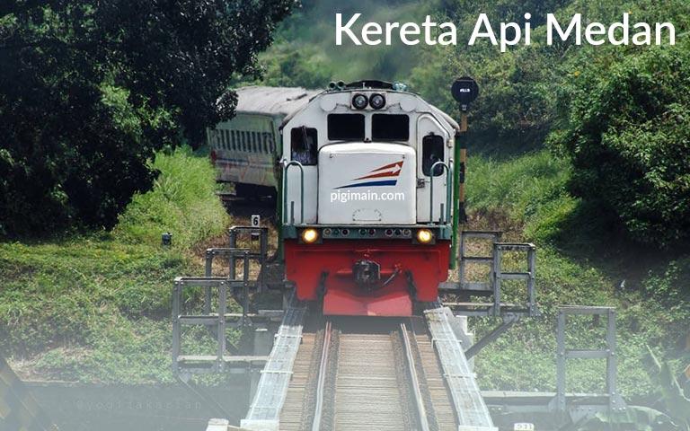 Kereta Api Medan