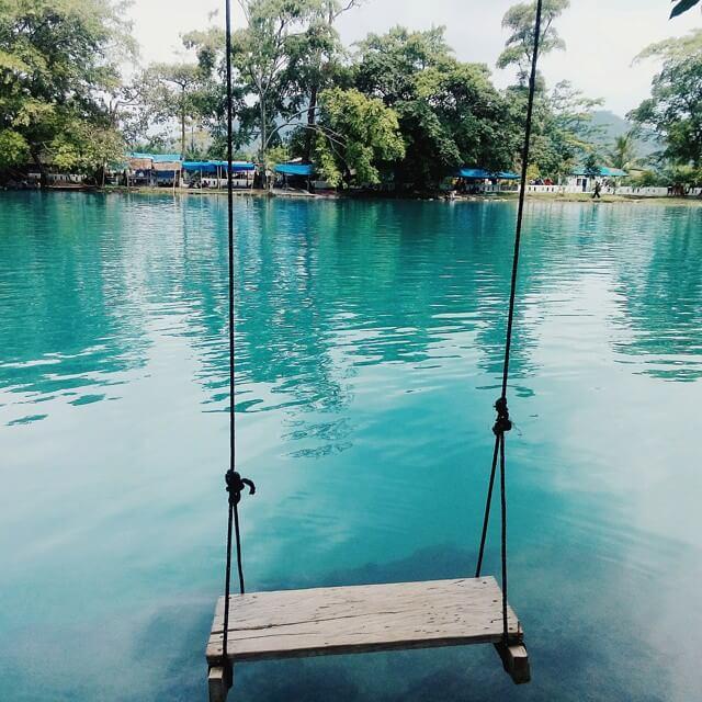 Danau Linting Deli Serdang