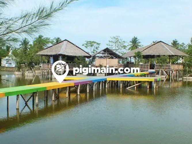 Objek Wisata Taman Air Percut Deli Serdang